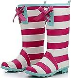 [ポーターポーター]PorterPoter レインブーツ レインシューズ 長靴 小さいサイズ レッド 32 (21.0cm)