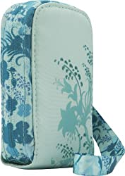 Case Logic PTL-100 Digital Camera Case (Frost Floral Design)