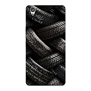 Gorgeous Knot Tyre Back Case Cover for OnePlus X