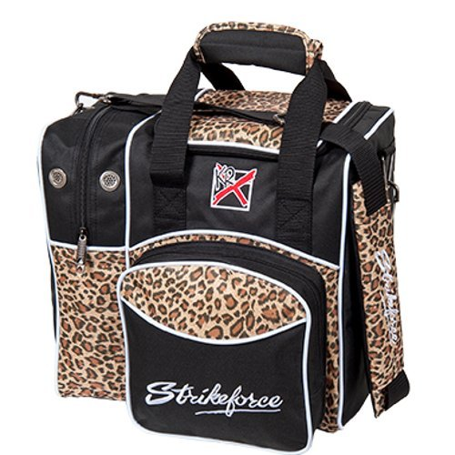 bowlingball-tasche-kr-strikeforce-flexx-single-leopard