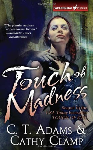 Image of Touch of Madness (Thrall, Book 2)