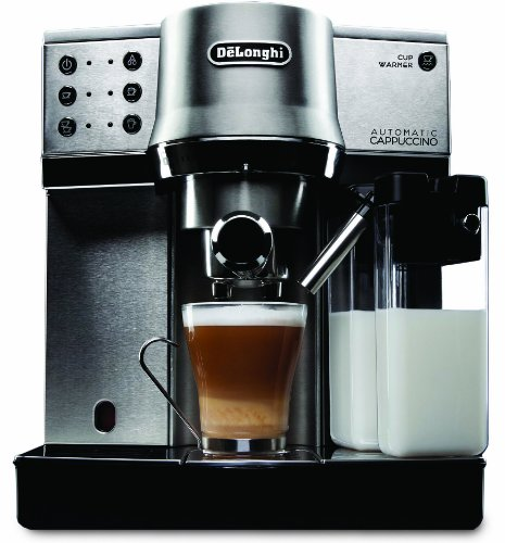 Breville Coffee Maker Wonot Heat : DeLonghi EC860 Espresso Machine Review