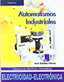 img - for Automatismos industriales book / textbook / text book