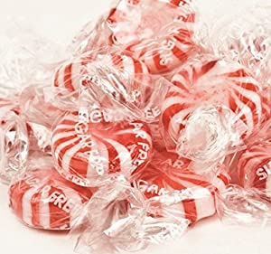 Sugar Free Peppermint Starlight Mints 1 Pound Sugar Free Star Light Mints by Primrose Candy Co. - Chicago, Illinois