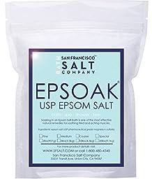 USP Epsom Salt (Magnesium Sulfate) 20 Lbs
