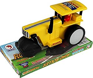 Shinsei Toys Shinsei Yellow Road Roller