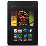 Kindle Fire HDX 7, HDX Display, Wi-Fi, 16 GB - Includes Special Offers