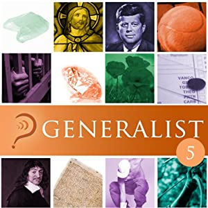 Generalist, Volume 5 Audiobook