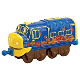 Diecast Chuggington Leaf Covered Brewster