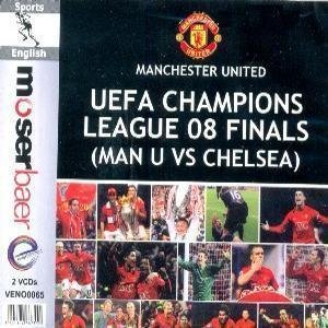 Manchester United-UEFA Champions League 08 Finals (Man U VS Chelsea)