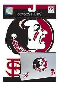 Buy me & my BIG ideas laptopSTICKS Removable Laptop Stickers, Florida State Seminoles by ME & MY BIG IDEAS