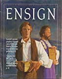 img - for Ensign February 1987 book / textbook / text book