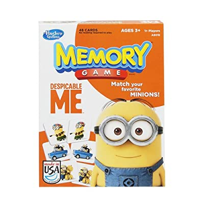 Memory Game Despicable Me Edition from Hasbro