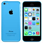 Apple iPhone 5C 8GB Factory Unlocked GSM Dual-Core Smartphone - Blue