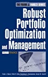 Robust Portfolio Optimization and Management