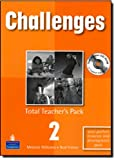 img - for Challenges: Total Teachers Pack 2 book / textbook / text book