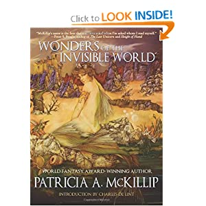 Wonders of the Invisible World by Patricia A McKillip