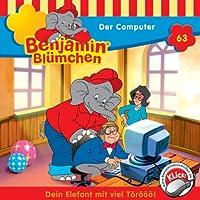 Der Computer (Benjamin Blümchen 63) Hörbuch