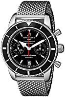 Breitling Men's A2337024-BB81 Stainless Steel Automatic Watch by Breitling