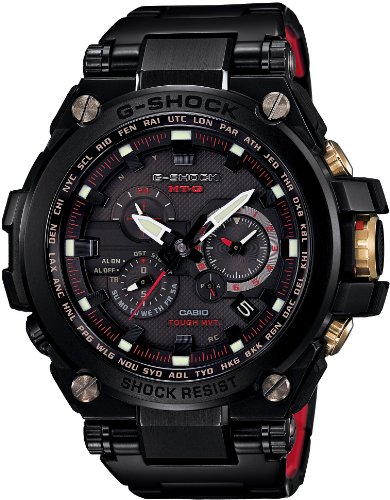CASIO G-SHOCK 30th Anniversary 1,000 Limited Edition (MTG-S1030BD-1AJR) SOLAR RADIO SIGNAL (JAPAN IMPORT)