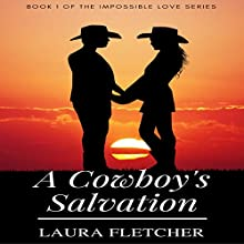 A Cowboy's Salvation Audiobook by Laura Fletcher Narrated by Julie Hoverson