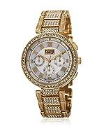 Burgi Reloj 39 mm BUR123YG (Dorado)