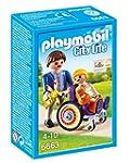 Playmobil - 6663 - Enfant avec fauteu...