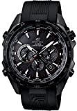 Casio EQWM600C-1A Men's Edifice Analog Multi-Band Atomic Timekeeping Chronograph Watch