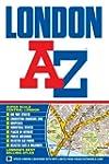 London Street Atlas (A-Z Street Atlas)