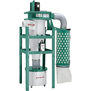 Grizzly G0440 Cyclone Dust Collector