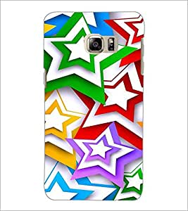PrintDhaba Stars D-2118 Back Case Cover for SAMSUNG GALAXY NOTE 5 (Multi-Coloured)