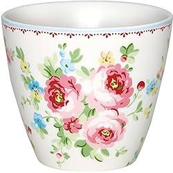 GreenGate Latte Cup - Simone White
