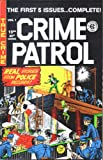 Crime Patrol Annual Volume #1 First 5 Issues Complete