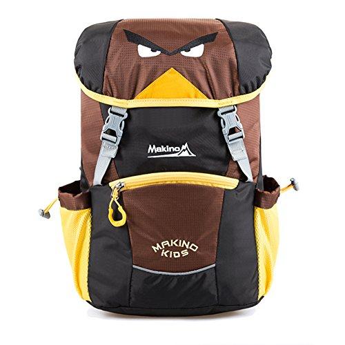 sacs / sac d'épaule de l'école l'épaule multifonctionnels enfants extérieure pèse soins spinale-kaki 35L