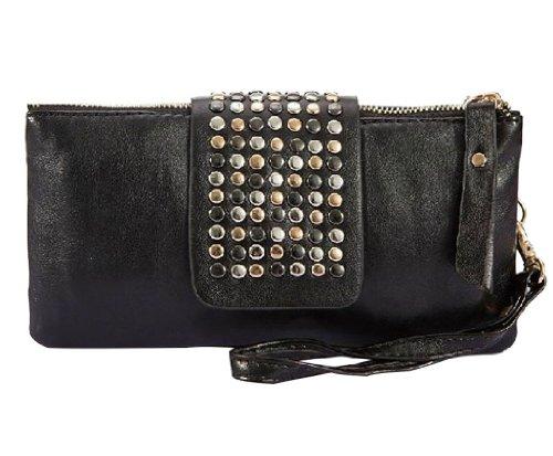niceeshop(TM) Korean Style PU Leather Bling Rivet