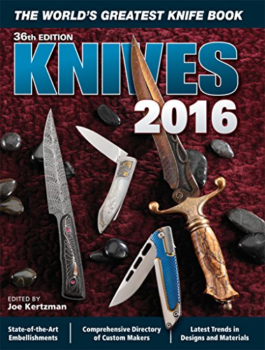 Download Knives 2016: The World's Greatest Knife Book