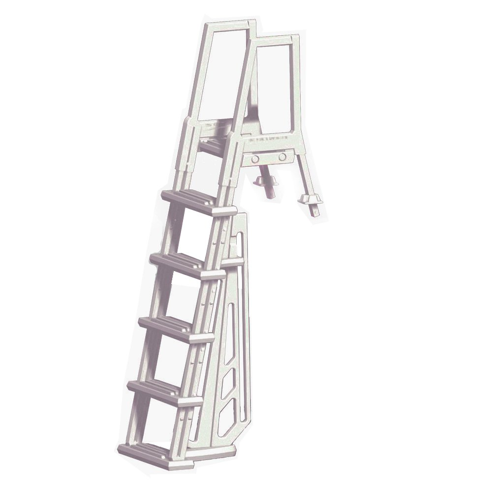 What Are The Best In Pool Ladders For Heavy People For