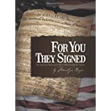 For You They Signed ~ Marilyn Boyer