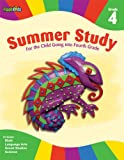 Summer Study: Grade 4 (Flash Kids Summer Study)