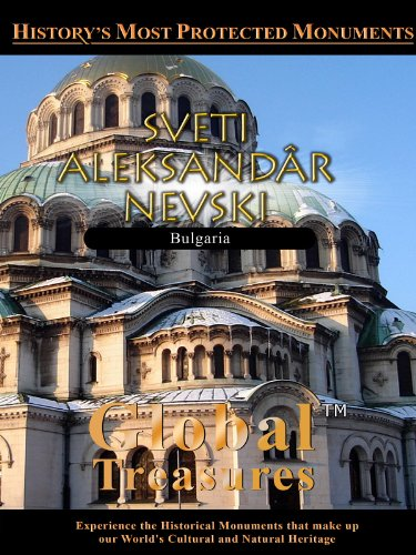 Global Treasures Sveti Aleksandar Nevski Bulgari