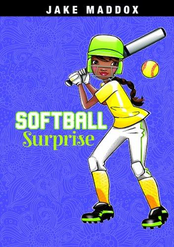 Softball Surprise (Jake Maddox Girl Sports Stories)