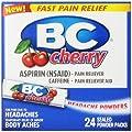 BC Analgesic Powder, Cherry, 24 Count