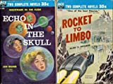 Rocket to Limbo / Echo in the Skull (Classic Ace Double, D-385 ) (0441043852) by Alan E. Nourse