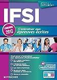 echange, troc Valérie Beal, Marie Grosman - IFSI s'entrainer aux épreuves écrites Concours 2012