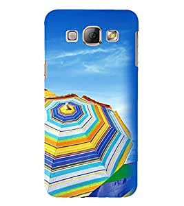 PrintVisa Travel Beach 3D Hard Polycarbonate Designer Back Case Cover for Samsung Galaxy A8
