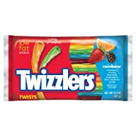 TWIZZLERS Twists (Rainbow Assortment,…