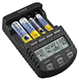 La Crosse Technology Alpha Power Battery Charger, BC1000