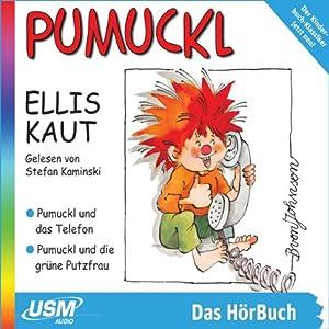 Pumuckl und das Telefon / Pumuckl und die grüne Putzfrau (Pumuckl 4) Hörbuch