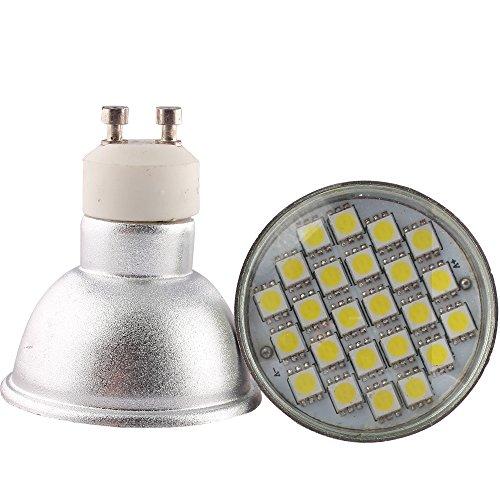 Generic Led Spotlight Lamp Cup 5W Gu10 Warm White