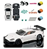 Scalextric C3082 PRO Performance (Aston Martin DBR9) 1:32 Scale Slot Car Kit